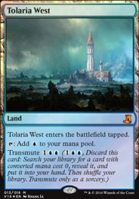 Tolaria West - From the Vault : Lore