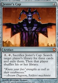 Jester's Cap - From the Vault : Relics