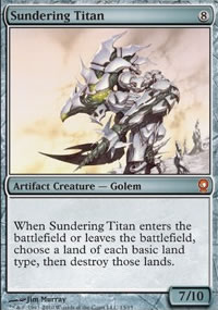 Sundering Titan - From the Vault : Relics