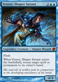 Venser, Shaper Savant - From the Vault : Twenty