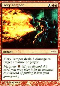 Fiery Temper - Gateway