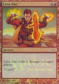 Lava Axe - Gateway