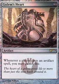 Golem's Heart - Gateway