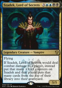 Szadek, Lord of Secrets -
