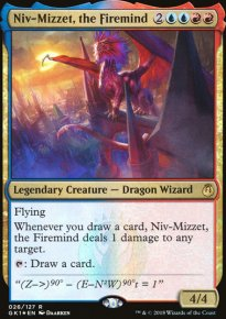 Niv-Mizzet, the Firemind -