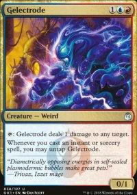 Gelectrode -