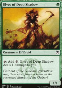 Elves of Deep Shadow -