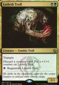Lotleth Troll -