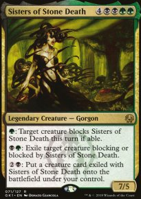 Sisters of Stone Death -