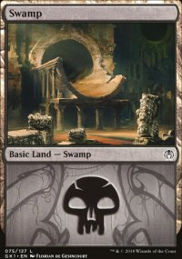 Swamp 2 - Guilds of Ravnica - Guild Kits