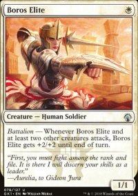 Boros Elite -