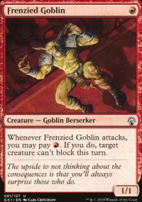 Frenzied Goblin -