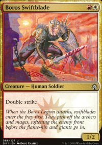 Boros Swiftblade -