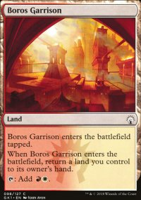 Boros Garrison -