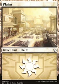 Plains 1 - Guilds of Ravnica - Guild Kits