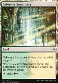 Selesnya Sanctuary -