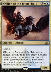 Archon of the Triumvirate - Ravnica Allegiance - Guild Kits