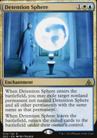 Detention Sphere - Ravnica Allegiance - Guild Kits