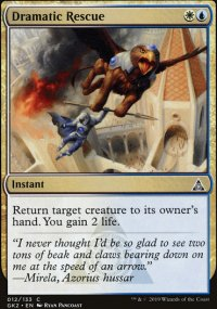 Dramatic Rescue - Ravnica Allegiance - Guild Kits
