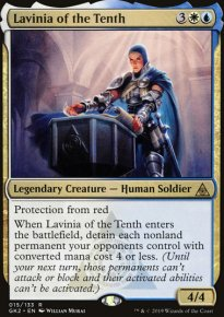 Lavinia of the Tenth - Ravnica Allegiance - Guild Kits