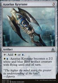 Azorius Keyrune - Ravnica Allegiance - Guild Kits