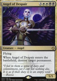 Angel of Despair - Ravnica Allegiance - Guild Kits