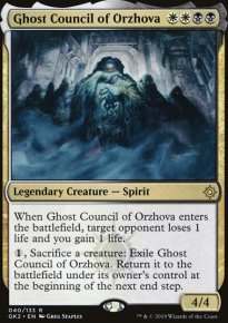 Ghost Council of Orzhova - Ravnica Allegiance - Guild Kits