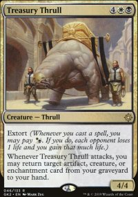 Treasury Thrull - Ravnica Allegiance - Guild Kits