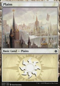 Plains 2 - Ravnica Allegiance - Guild Kits