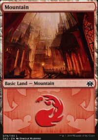 Mountain 1 - Ravnica Allegiance - Guild Kits