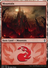 Mountain 2 - Ravnica Allegiance - Guild Kits