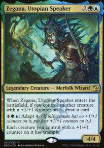 Zegana, Utopian Speaker - Ravnica Allegiance - Guild Kits