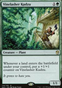 Vinelasher Kudzu - Ravnica Allegiance - Guild Kits