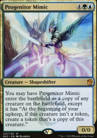 Progenitor Mimic - Ravnica Allegiance - Guild Kits
