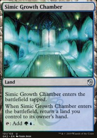 Simic Growth Chamber - Ravnica Allegiance - Guild Kits