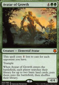Avatar of Growth - Magic Game Night