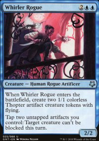 Whirler Rogue - Magic Game Night