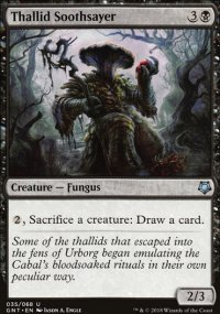 Thallid Soothsayer - Magic Game Night