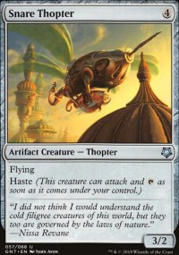 Snare Thopter - Magic Game Night