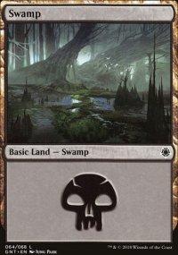 Swamp 2 - Magic Game Night