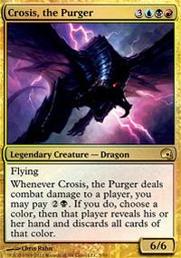 Crosis, the Purger - Premium Deck Series: Graveborn