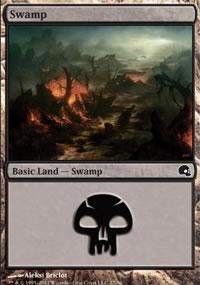 Swamp 1 - Premium Deck Series: Graveborn