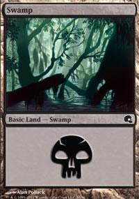 Swamp 4 - Premium Deck Series: Graveborn