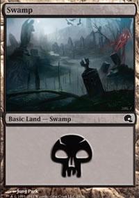 Swamp 3 - Premium Deck Series: Graveborn