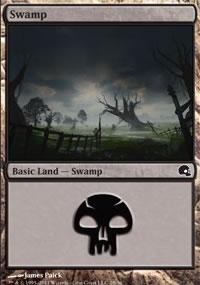 Swamp 2 - Premium Deck Series: Graveborn