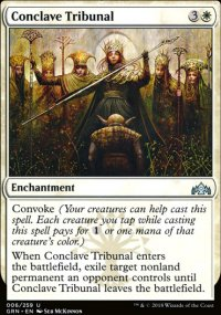 Conclave Tribunal - Guilds of Ravnica