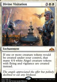 Divine Visitation - Guilds of Ravnica