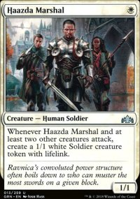 Haazda Marshal - Guilds of Ravnica