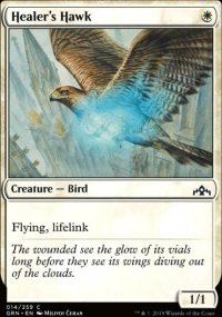 Healer's Hawk - Guilds of Ravnica