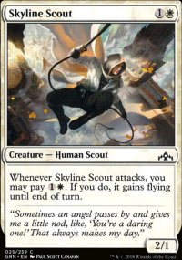 Skyline Scout - Guilds of Ravnica